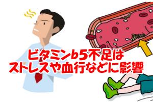 パントテン酸欠乏症|皮膚炎や脱毛・イライラしやすい症状が出る