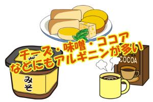 アルギニンが含まれる乳製品・飲料・調味料など|チーズ類が地味に多い