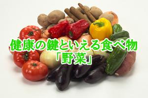 健康の鍵ともいえる野菜類|丈夫な髪を維持する意味でも重要