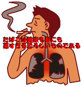 たばこが髪に良くない理由|血液、ストレス、モラル的な問題
