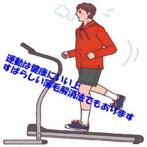 運動不足は育毛に損である|血行促進やDHTを減らす効果あり