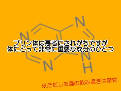 核酸は痛風との関連が心配されていますが過度に気にする必要はない