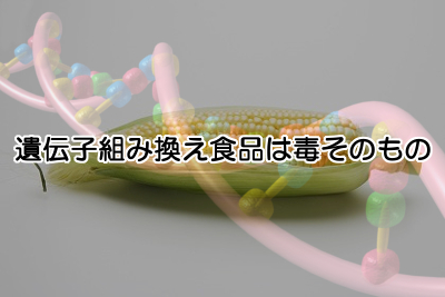 遺伝子組み換え食品という名の毒|健康の為には避けるのが一番!
