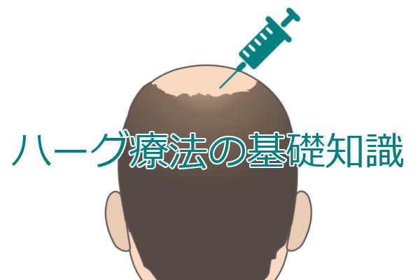 ハーグとは? 毛髪再生医療のひとつとされる医療行為